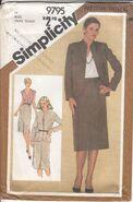Simplicity 9795 A