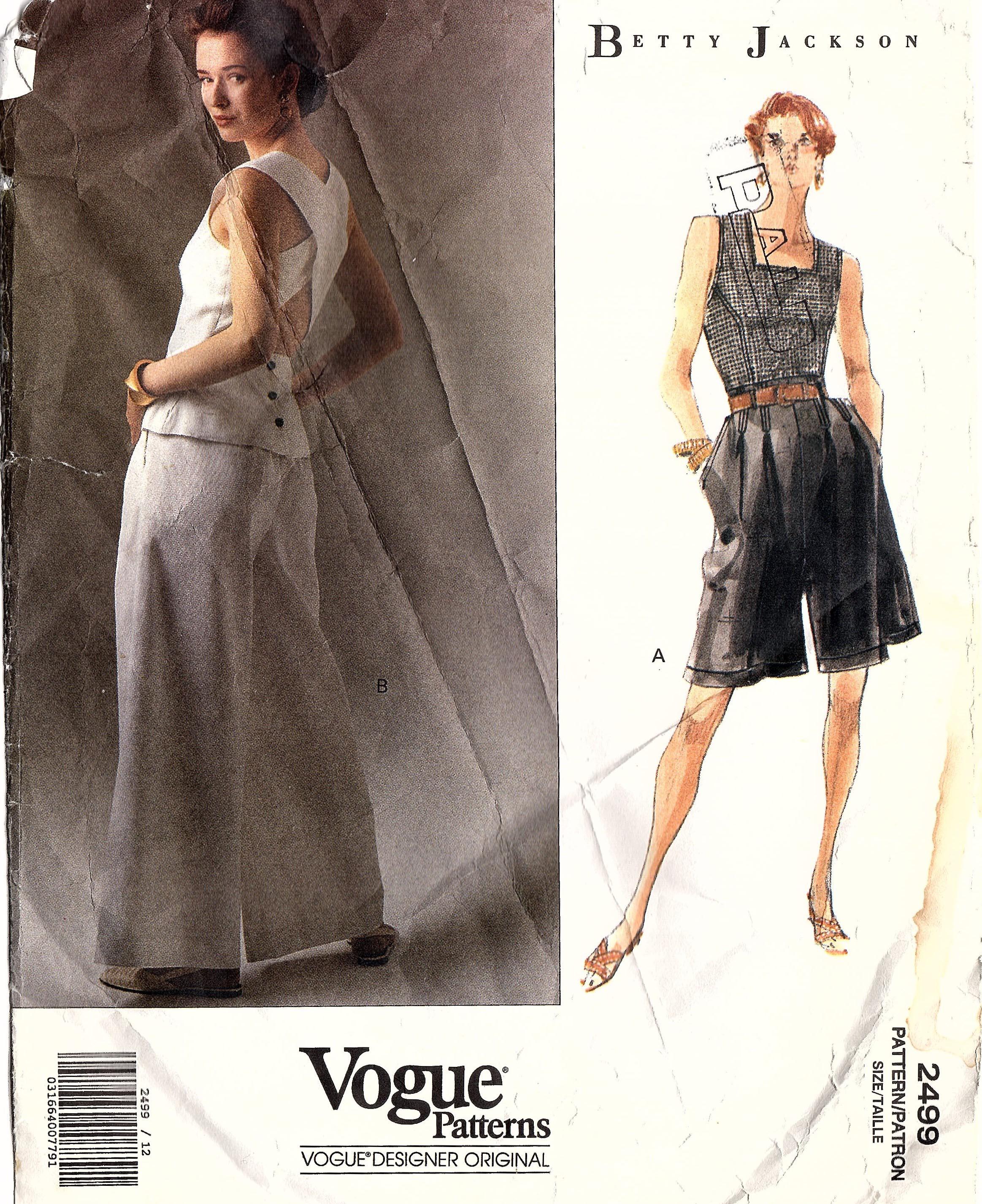 Vogue 2499 A