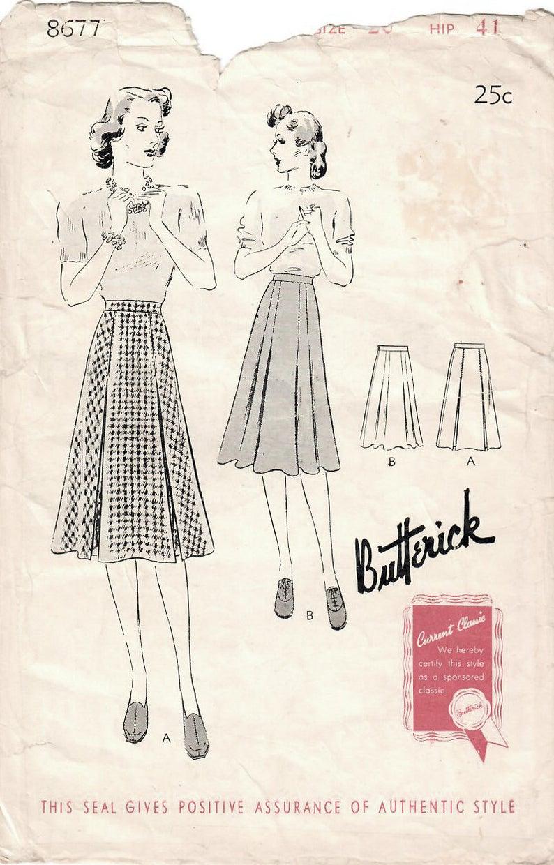 Butterick 8677