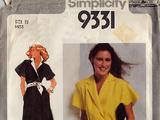 Simplicity 9331 A