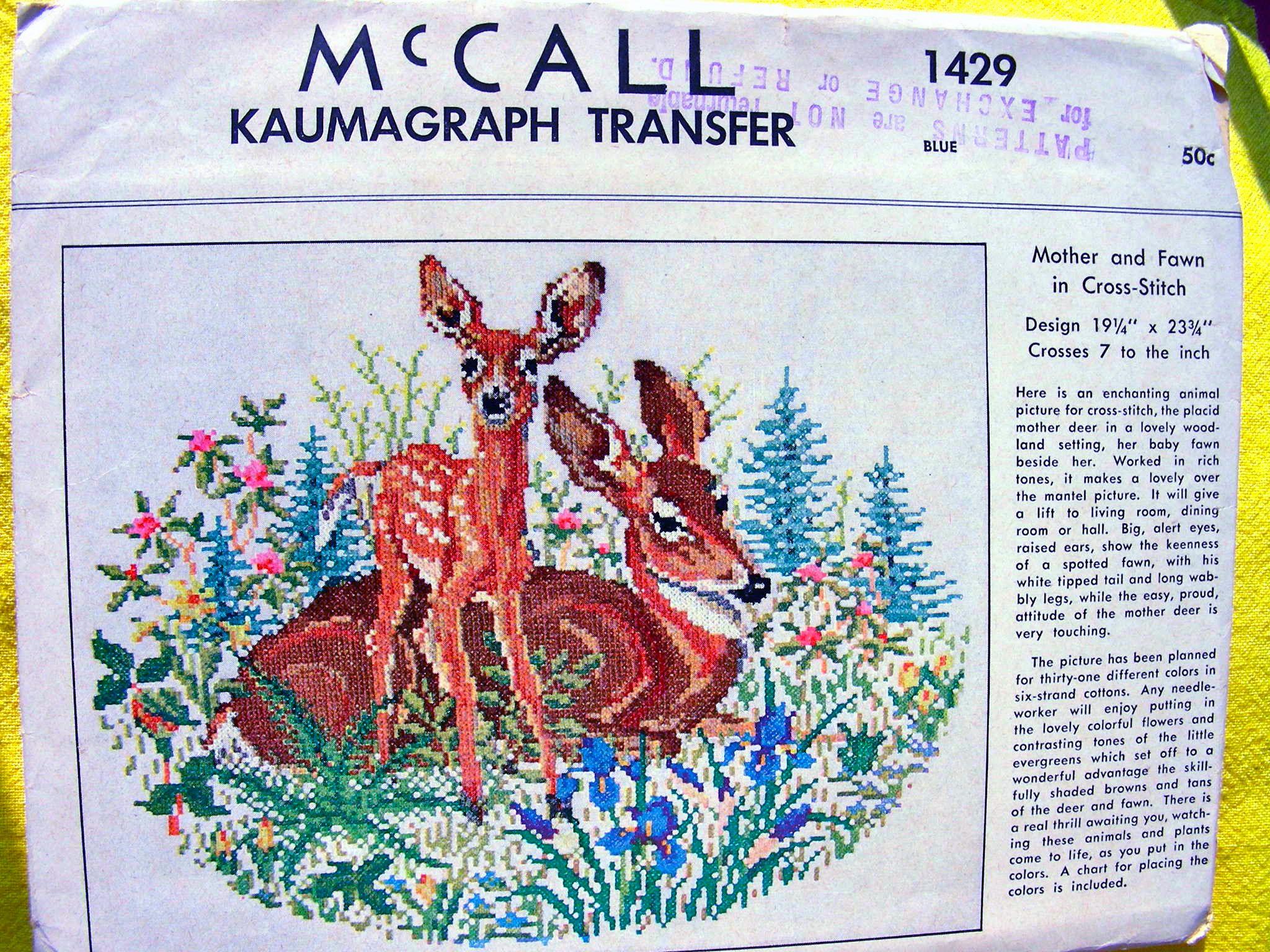 McCall 1429
