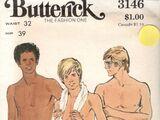 Butterick 3146 B