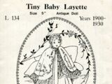 Lyn's Doll House Patterns L134