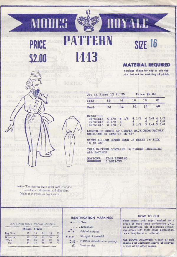 Modes Royale 1443