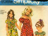 Simplicity 9389