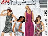 McCall's 5431 B
