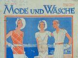 Mode und Wäsche No. 1 1931/32