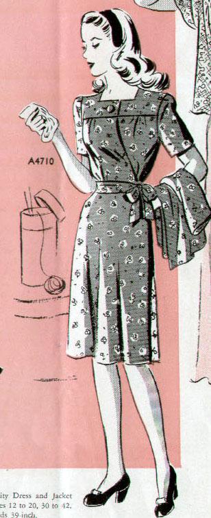 Anne Adams A4710