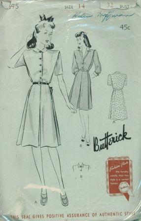 Butterick 1575
