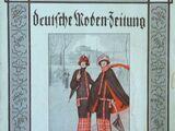 Deutsche Moden-Zeitung No. 26 Vol. 33 1924