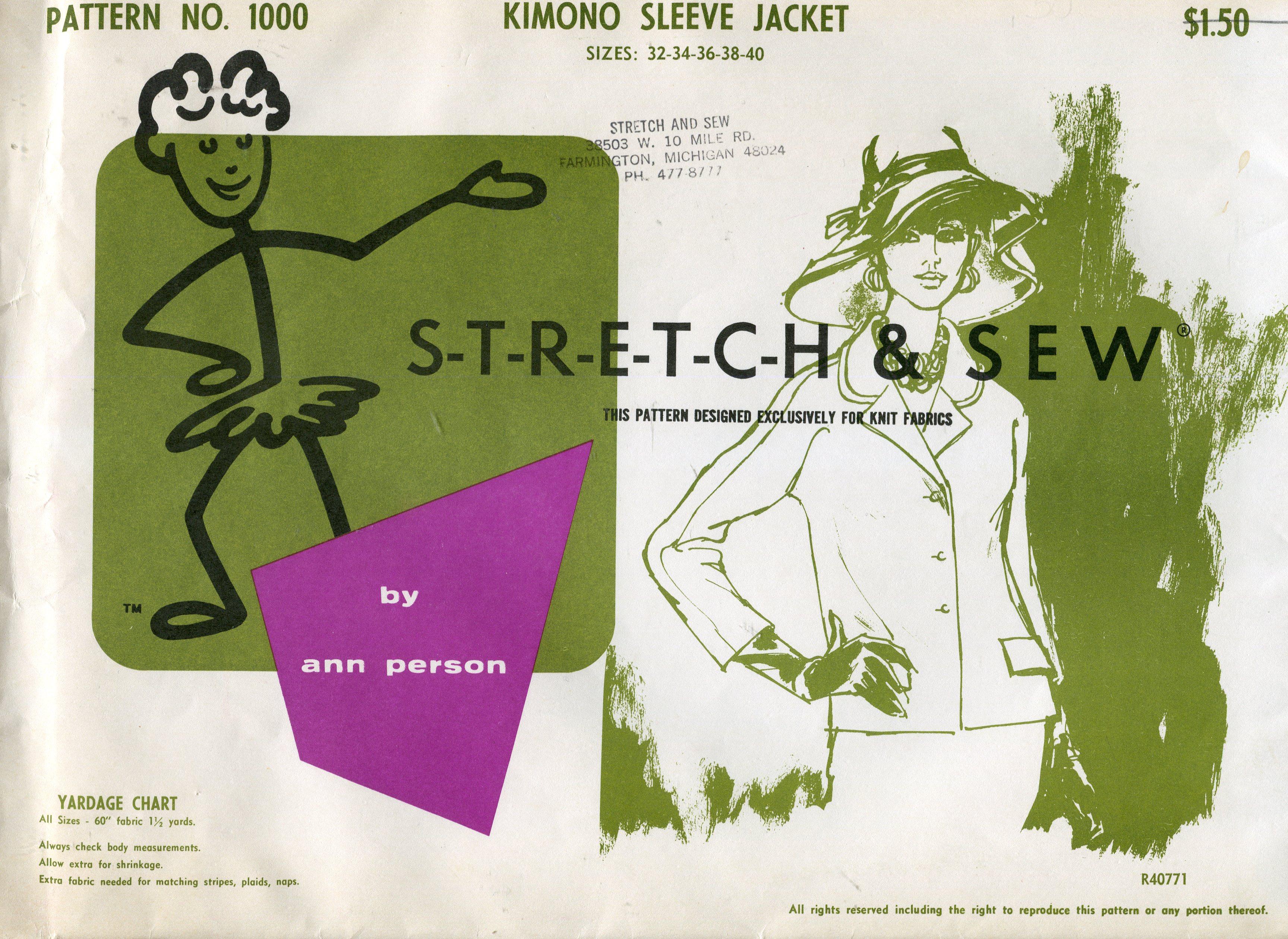 Stretch & Sew 1000