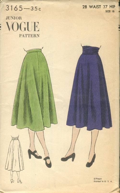 Vogue 3165