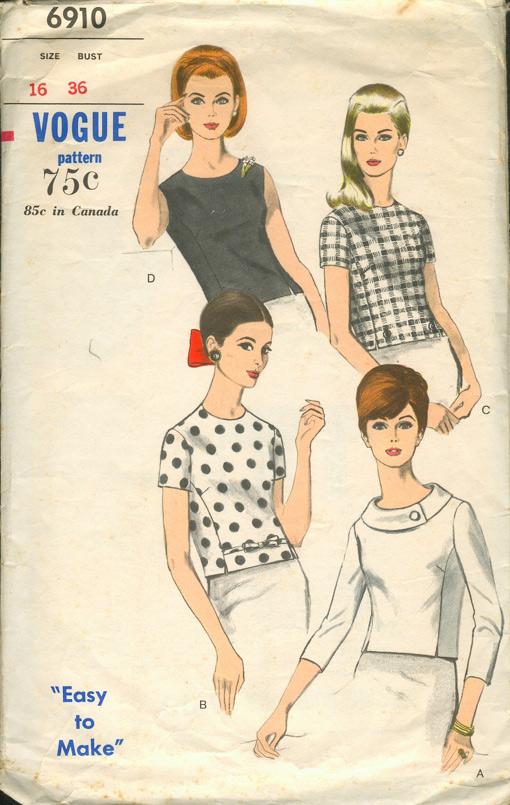 Vogue 6910