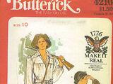Butterick 4210 A