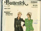 Butterick 3284 B