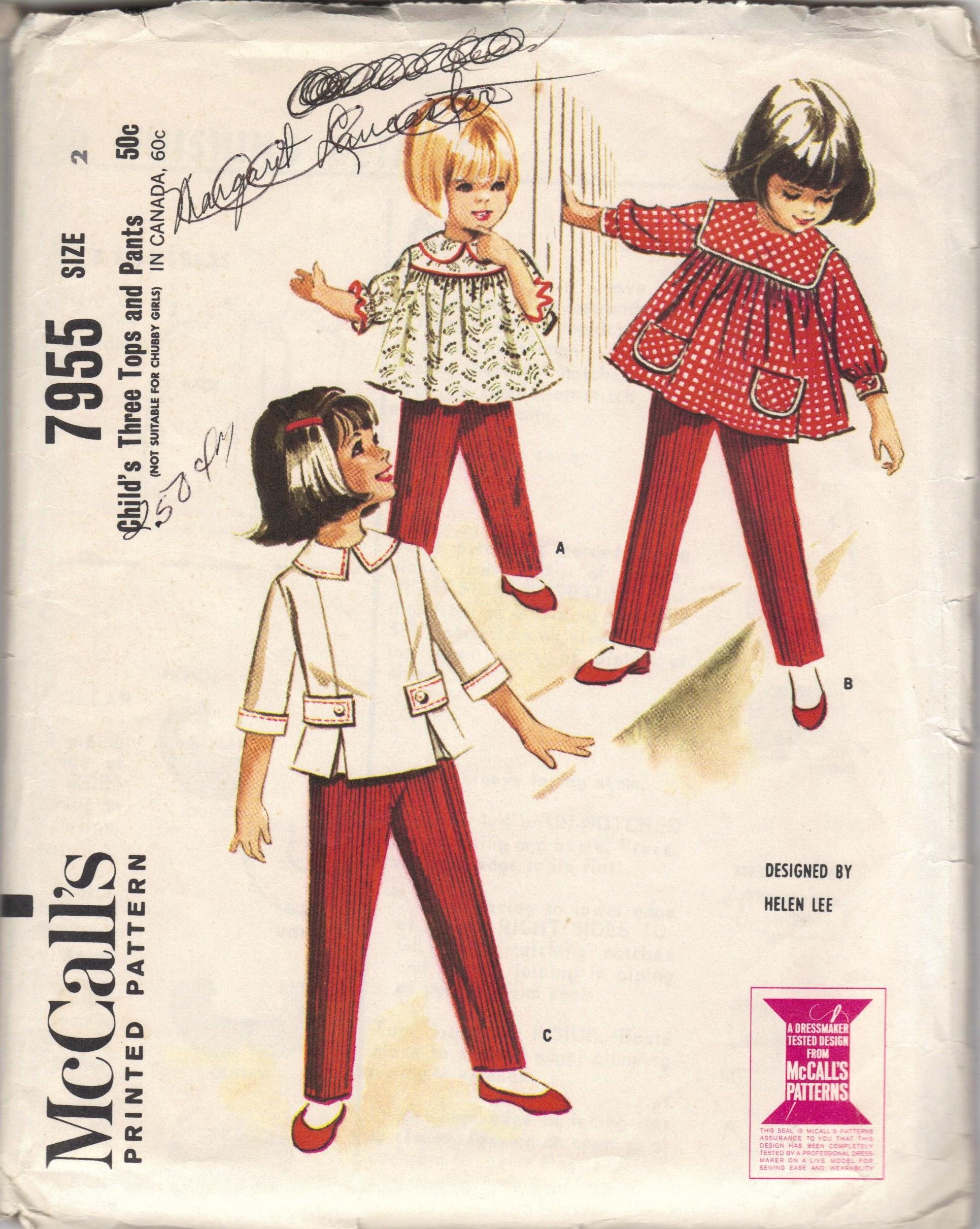 McCall's 7955