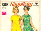 Simplicity 7598