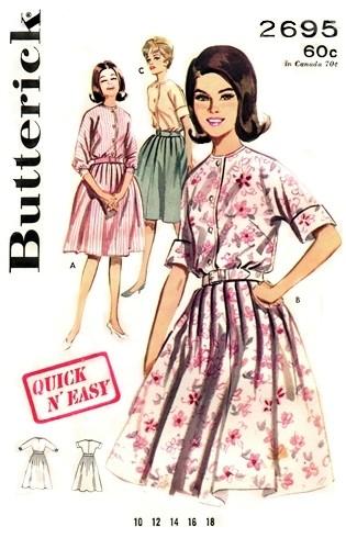 Butterick 2695