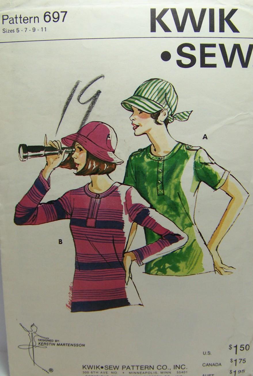 Kwik Sew 697