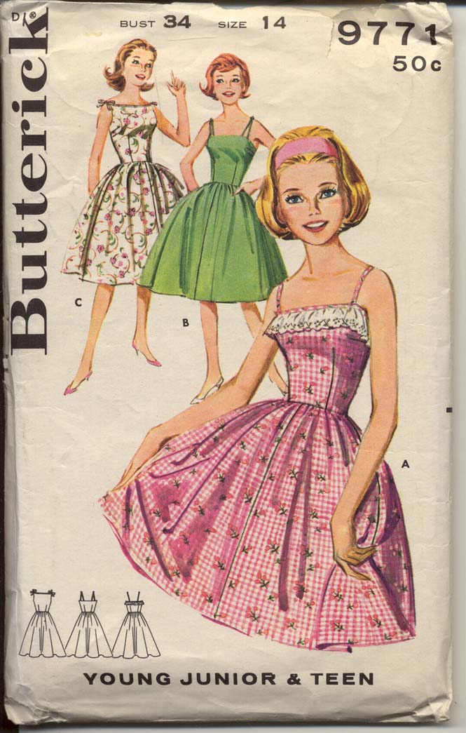 Butterick 9771