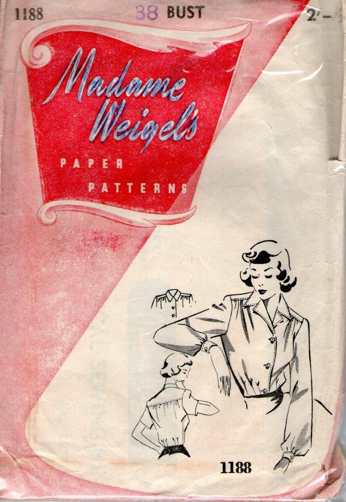 Madame Weigel's 1188