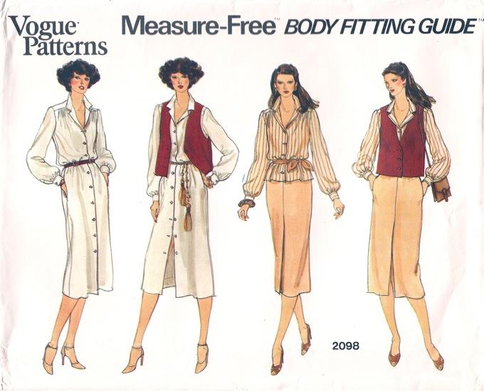 Vogue 2098