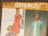 Simplicity 9262
