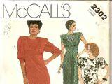 McCall's 2302