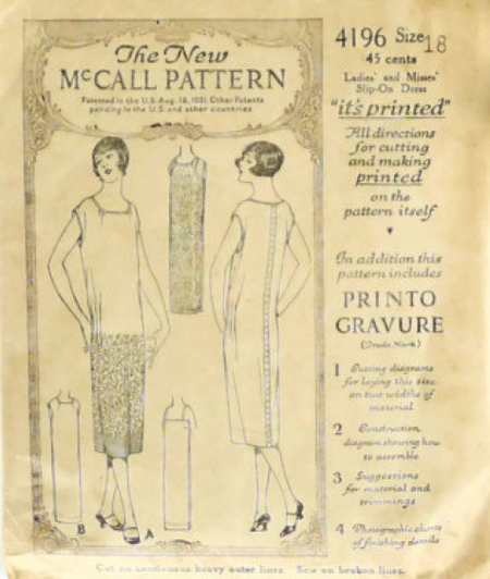 McCalls Sewing Pattern 4196.png