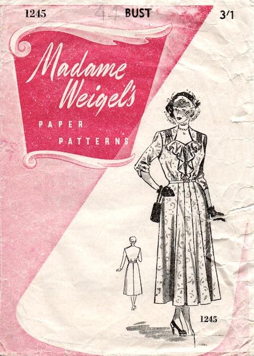 Madame Weigel's 1245