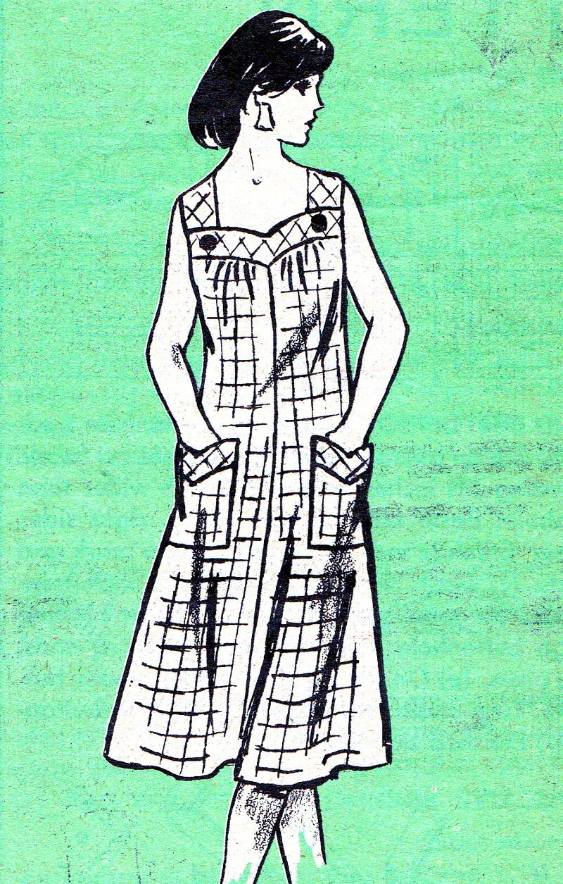 Anne Adams 4571 A