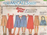 McCall's 5631 A