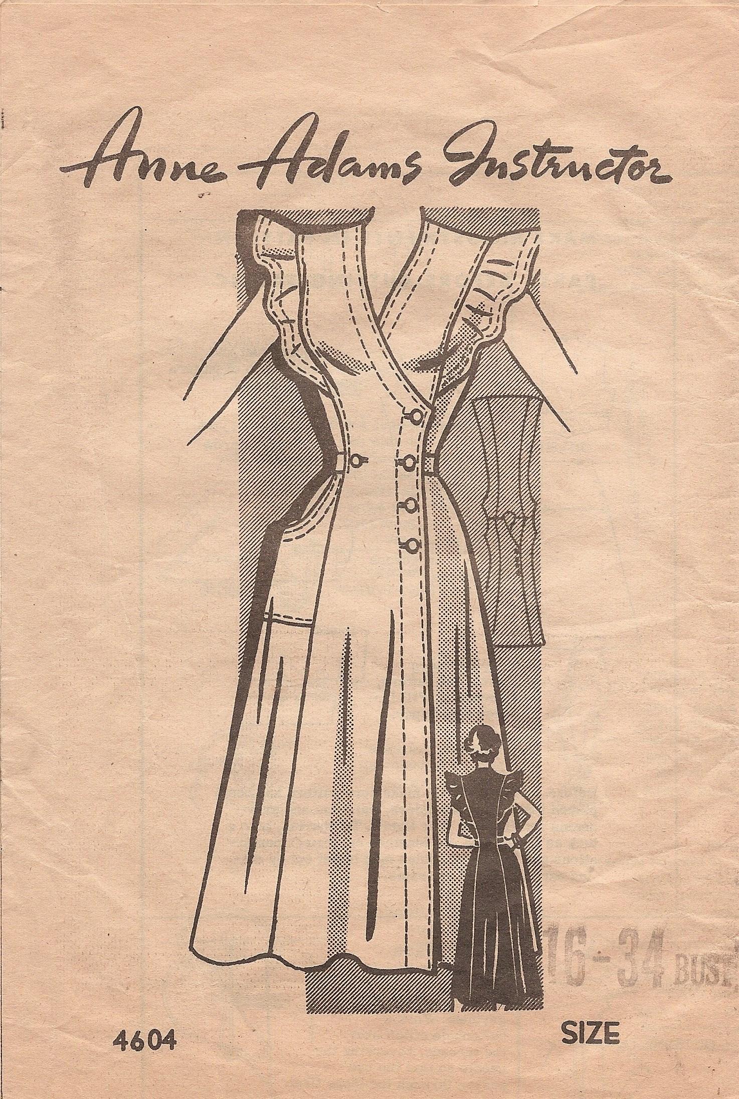 Anne Adams 4604