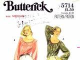 Butterick 5714