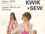 Kwik Sew 479