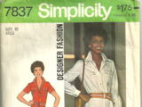 Simplicity 7837