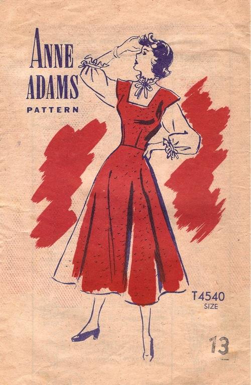 Anne Adams T4540