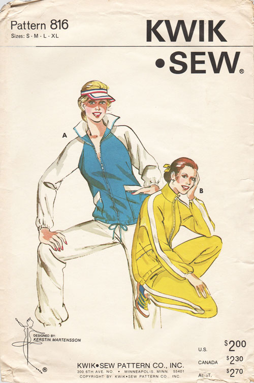 Kwik Sew 816