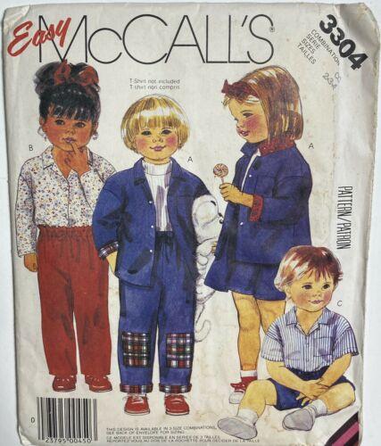 McCall's 3304
