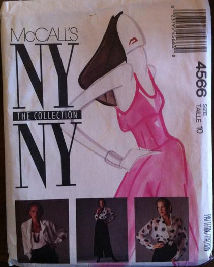 McCall's 4566 A