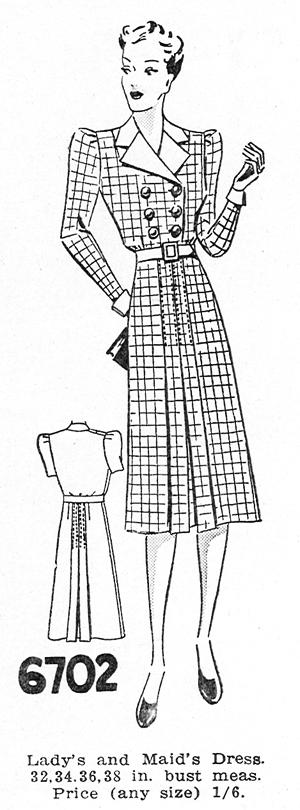 Madame Weigel's 6702