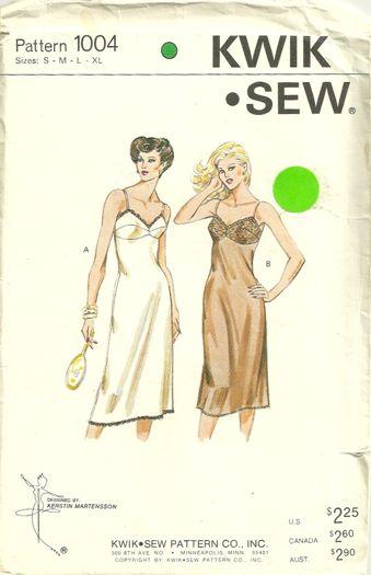 Kwik Sew 1004