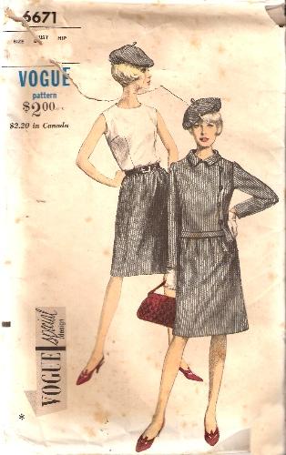 Vogue 6671