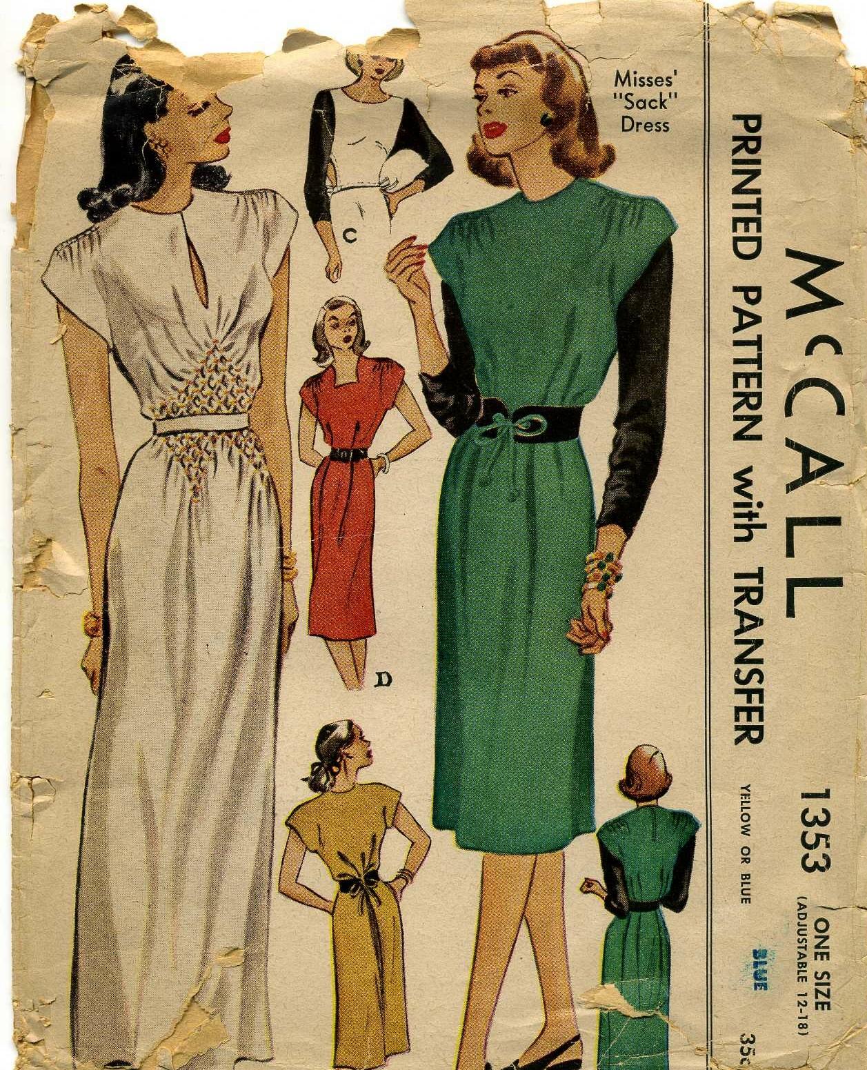 McCall 1353
