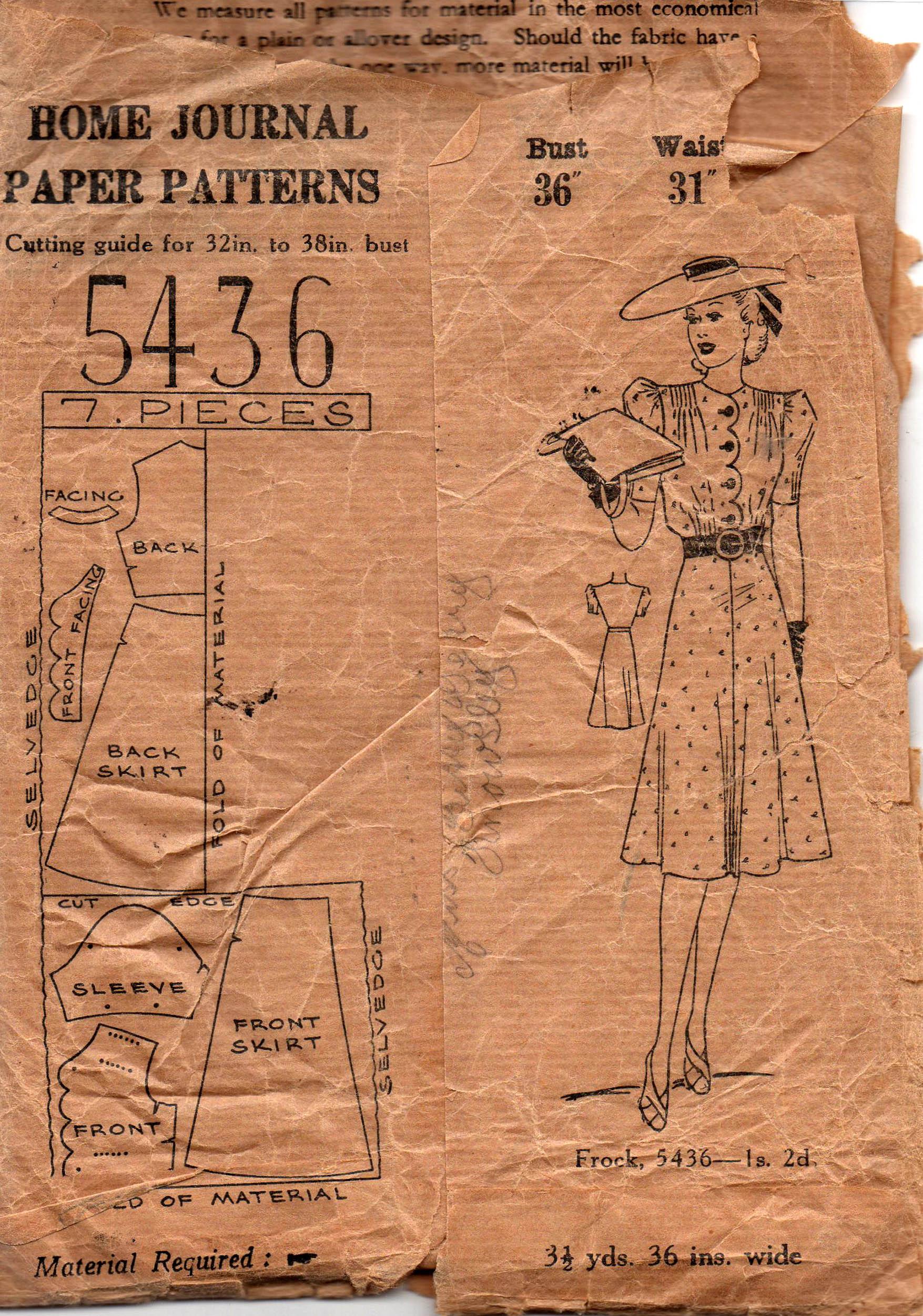 Australian Home Journal 5436