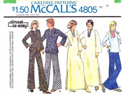 McCall's 4805