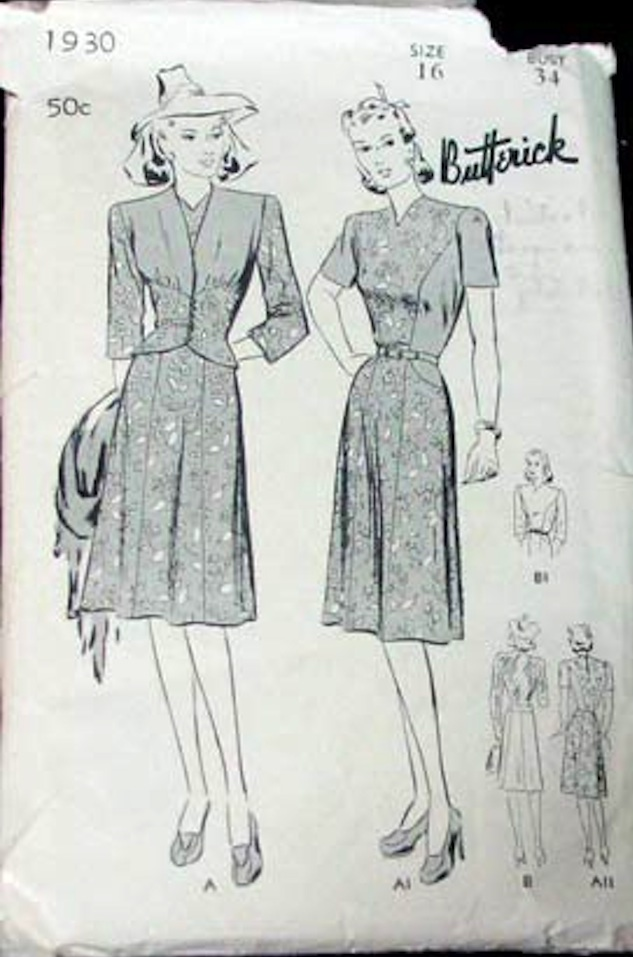 Butterick 1930