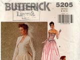 Butterick 5205 A