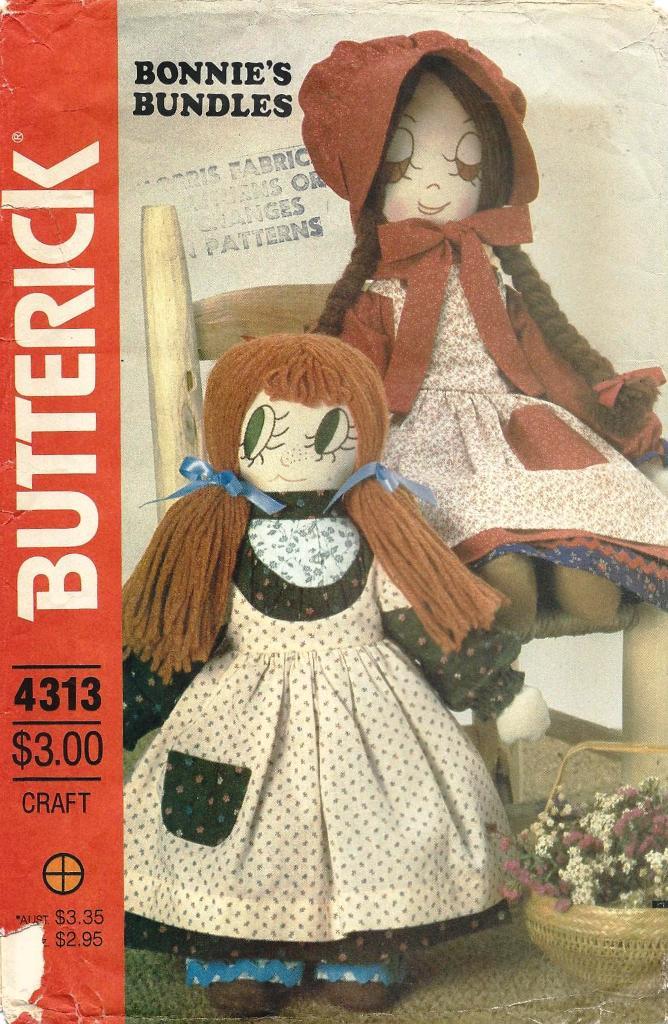 Butterick 4313 B