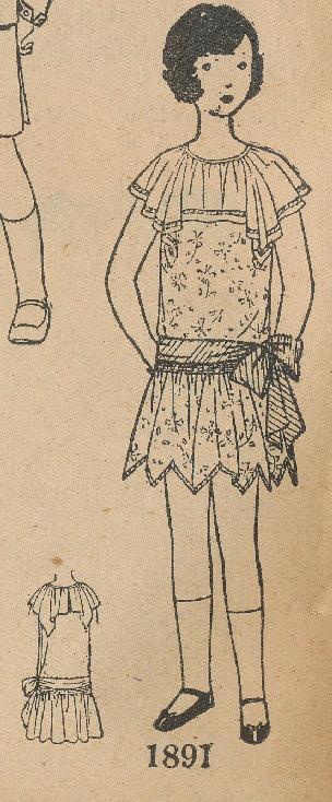 Butterick 1891